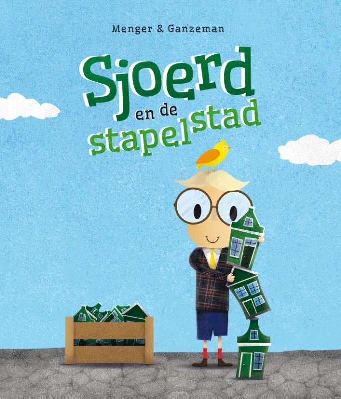Cover Sjoerd en de Stapelstad