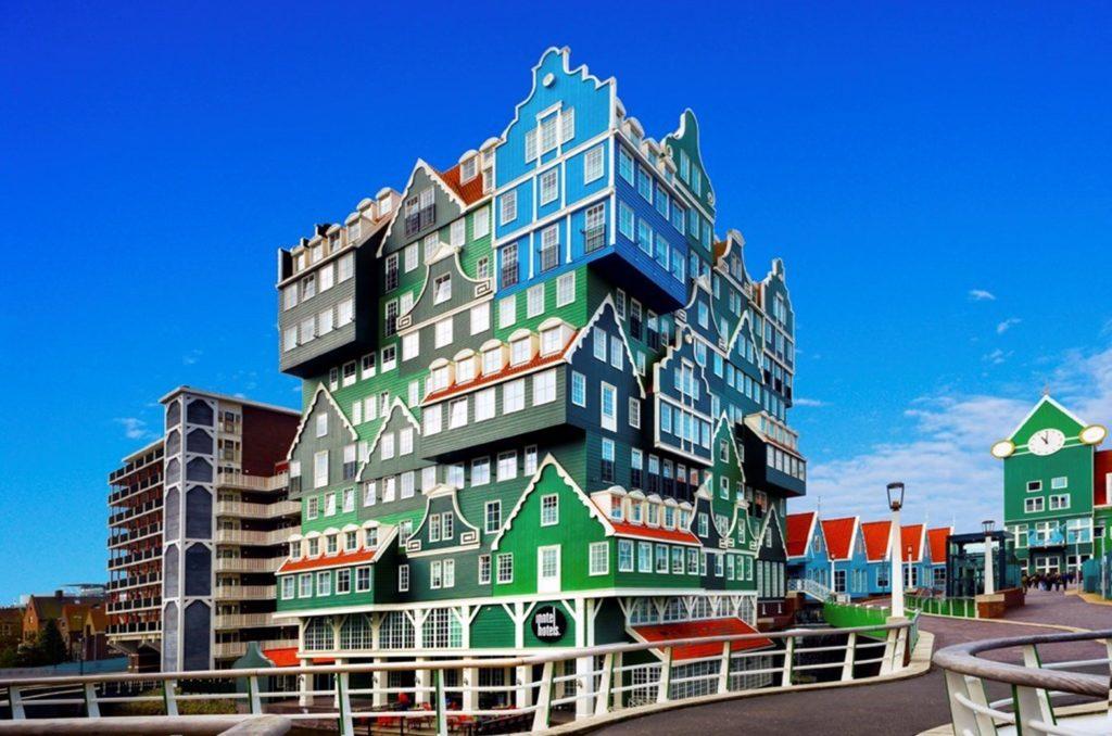 Inntel Zaanstad Stapelstad Hotel